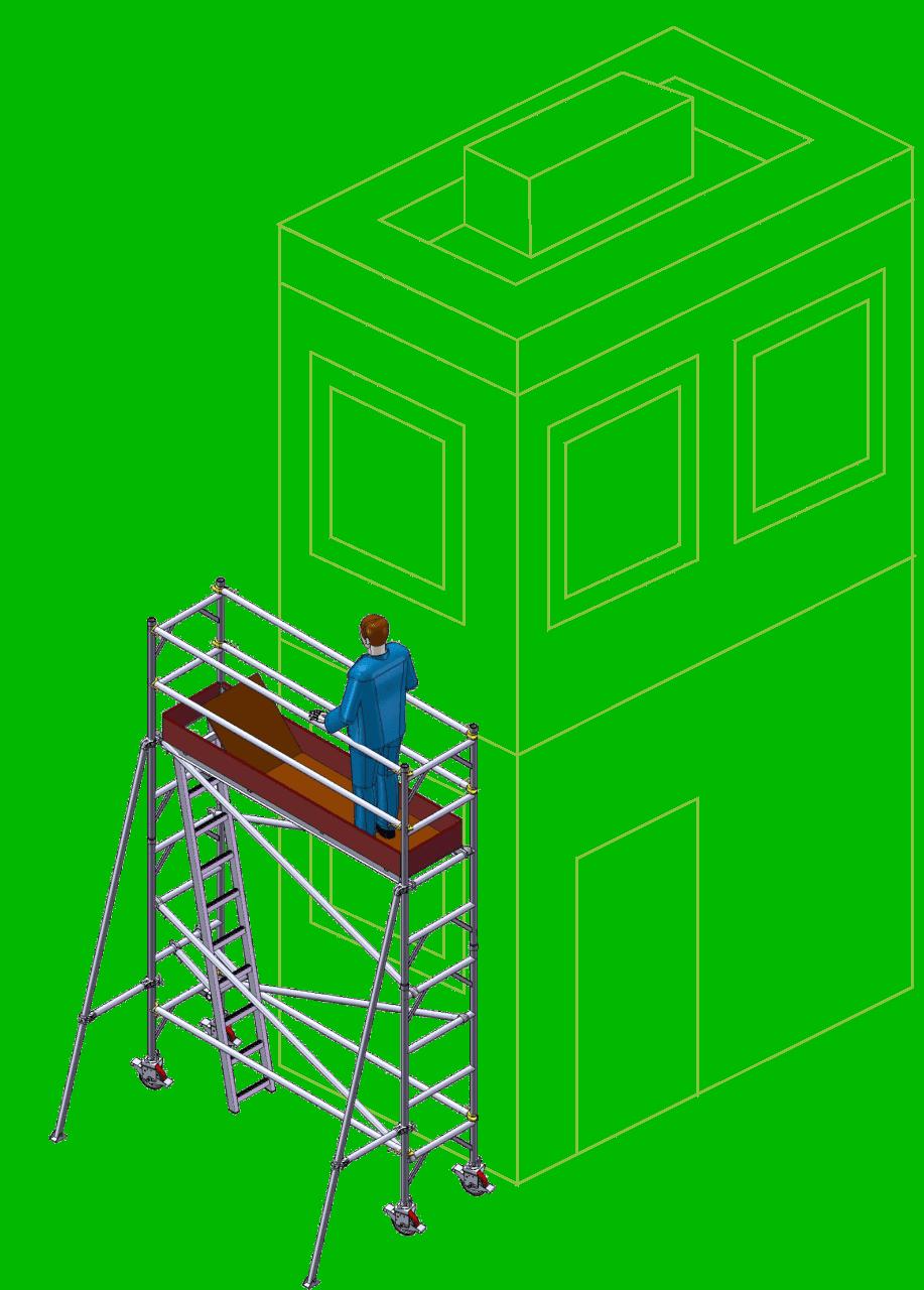 Single Tower 3