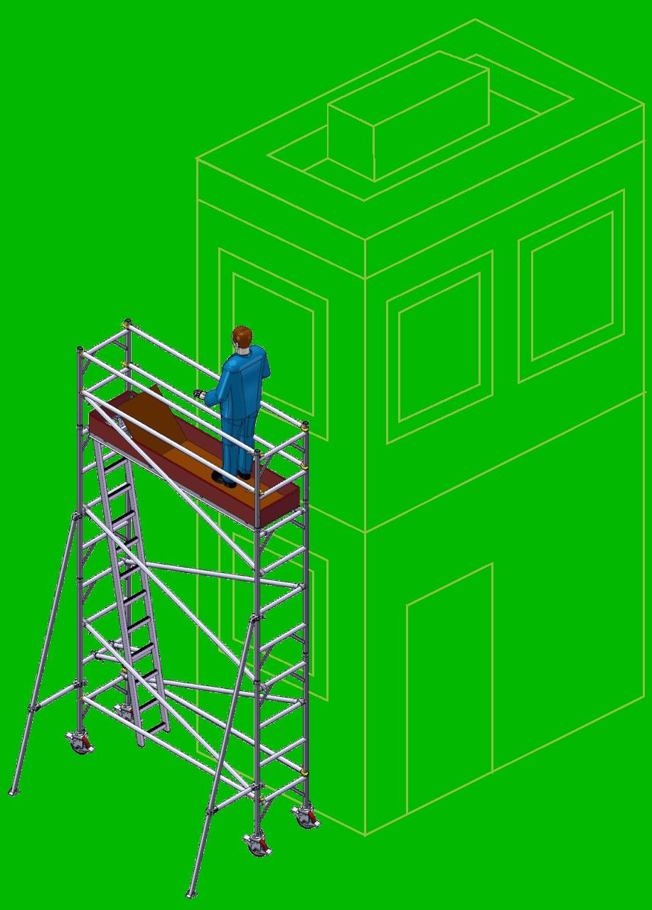 Single Tower 4